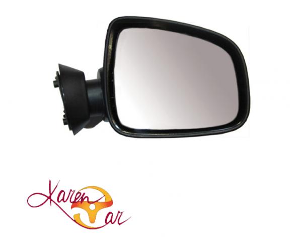 آینه بغل دستی با قاب رنگی راست رنو داستر duster