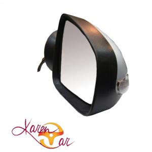 آینه بغل برقی با قاب رنگی چپ رنو داستر duster